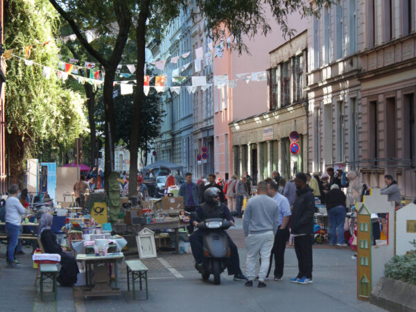 Straßenfest am Arrenberg