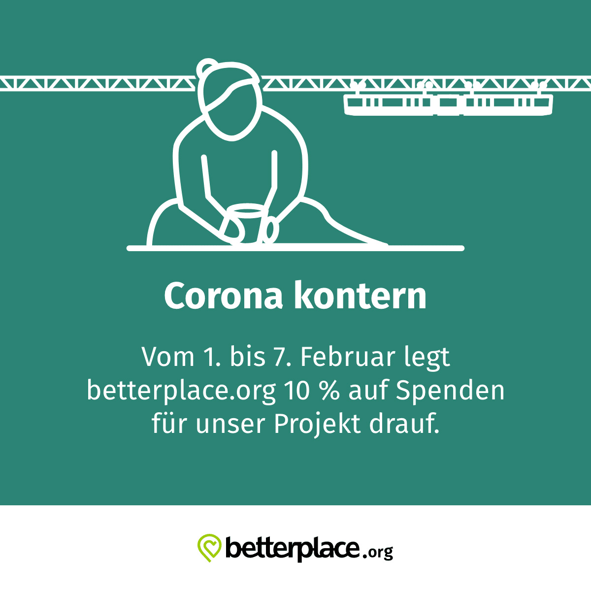 betterplace Spendenaktion